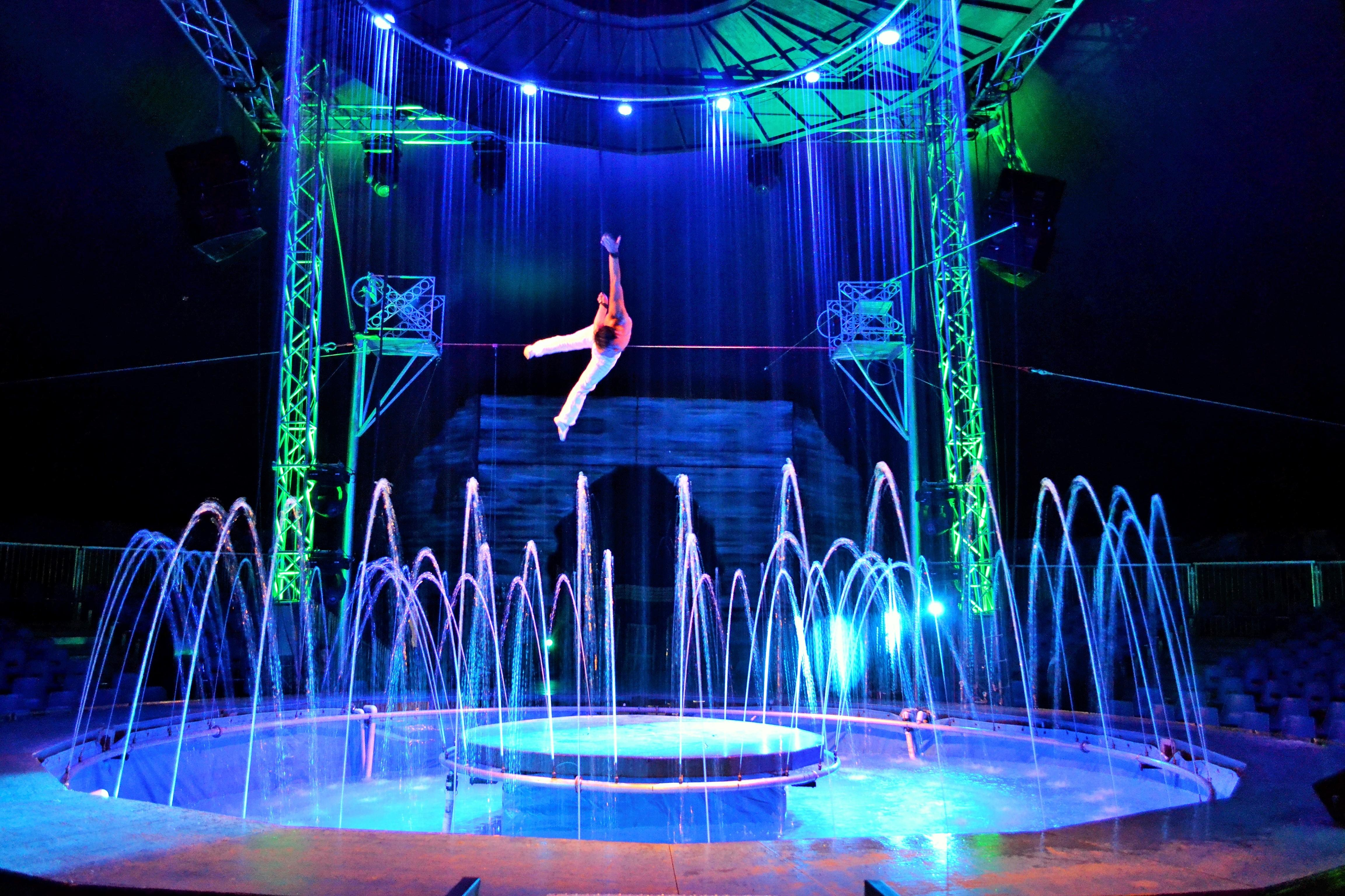 Cirque Italia Jan. 16 – 20 in Fort Myers