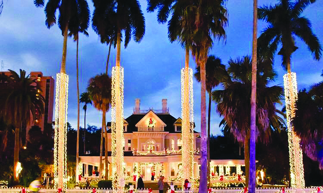Fort Myers Woman's Club presents Holiday House Dec. 13 – 22