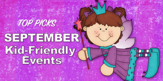 September Kids Events