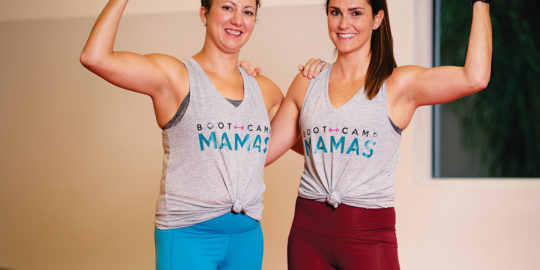 Boot Camp Mamas opens