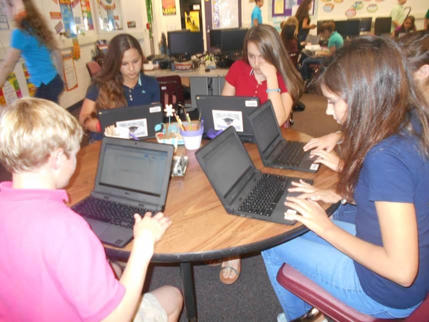 District announces student Chromebook distribution plan