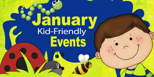 Kid Events for January 2020