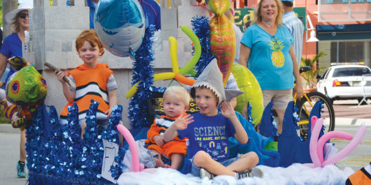 Edison Festival of Light: Junior Parade Feb. 9, Grand Parade Feb. 15