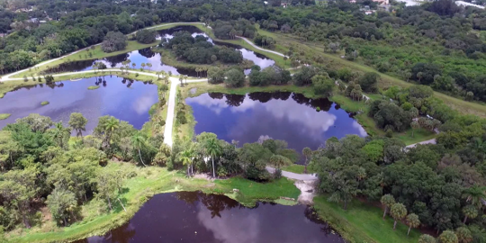 Fort Myers opens city park trails today