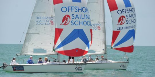 Free online learn to sail course available