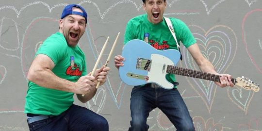 The BeatBuds on YouTube now, headed for Nickelodeon in 2021