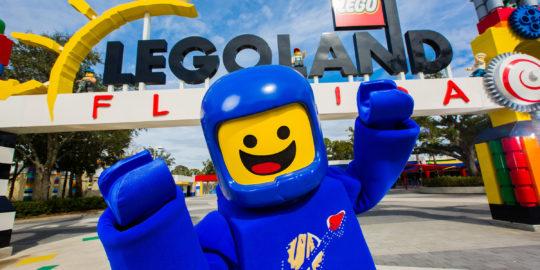 Legoland Florida Resort reopens June 1