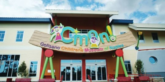 Children's Museum of Naples reopens
