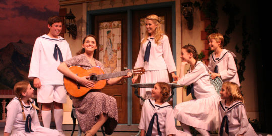 The Sound of Music opens July 8 at Broadway Palm