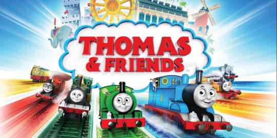 Thomas & Friends starts new season Sept. 1 on Netflix