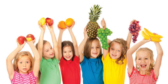 Online healthy eating playshops for kids ages 3 – 17