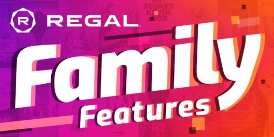 Regal offers classic family movies at discount prices