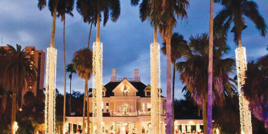 Fort Myers Woman's Community Club Holiday House Dec. 9 – 20