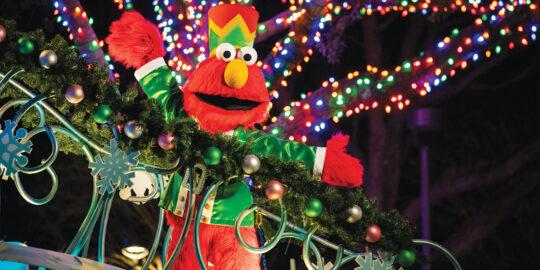 Celebrate Christmas at Florida's theme parks