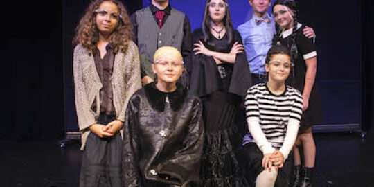 Bonita Springs youth theatre presents The Addams Family