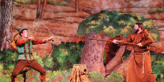 Robin Hood at Broadway Palm Children's Theatre