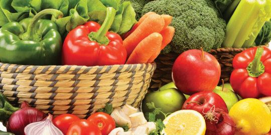 Fruit, vegetable voucher increases June 1