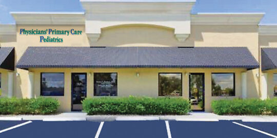 Physicians' Primary Care opens new pediatrics office