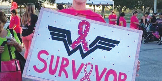 Register now for Making Strides Against Breast Cancer Oct. 2